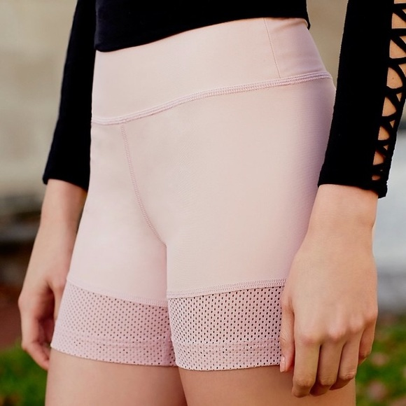 Free People Pants - Free People Movement Hot Trot Under Shorts Mesh